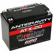 Antigravity 2013 Ness Cross Country Tour Victory Antigravity Lithium Battery X20