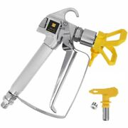 3600 Psi High Pressure Airless Paint Spray Gun With Nozzle Tip Guard For Sprayer