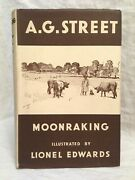 A G Street, Lionel Edwards - Moonraking - 1st/1st 1936 Eyre And Spottiswoode