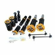 Isc Suspension B003-1-t N1 Coilover Kit Track/race For Bmw E46 00-05 New