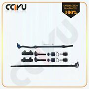 10pcs Suspension Parts Tie Rod End Ball Joint For 1993-1998 Jeep Grand Cherokee