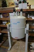 Varian Oxford Nmr 300 Biological Reaction Tank Vessel Nuclear Cryogenic No Probe
