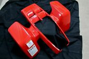 New Front Fenders Yamaha Banshee Plastic Body 1987-2006 Red Front Only