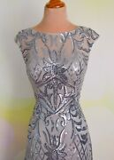 2020 Plus Silver Evening Prom Pageant Formal Ball Gala Dress Wedding Gown 5xl