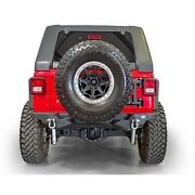 Dv8 Tcjl-03 Hd Easy Open Hinge Replacement Spare Tire Carrier For Wrangler Jl