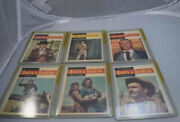 1958 Topps Tv Western Complete Set Of 71 Trading Collectors Cards
