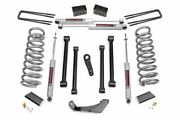 Rough Country 5 Lift Kit Fits 1994-1999 Ram Truck 1500 4wd Suspension System