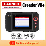 Launch Obd Car Diagnostic Scanner Abs Srs Eng At Reset Tool For Chrysler Ford Gm