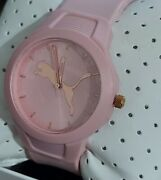 New Womenand039s Reset V2 Sport Silicone Watch Featuring The Jumping Cat