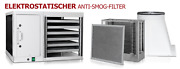 Anti-smog-elektrofilter Novelty Optional Charcoal Filters And Ionisationsmodul