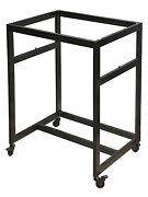 New Custom Made Cart Stand Rack For Studer C37 Reel To Reel Recorder Deck Pult