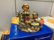 Hummel Figure 765 First Love 6 11/16in 1 Choice Incl. .top Condition
