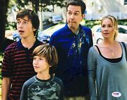 Ed Helms Signed 'vacation' 11x14 Photo Rusty Griswold Psa Z84826