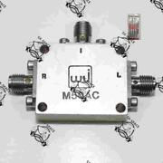 Macom M50ac 2-26ghz Sma Used And Test With Warranty Free Dhl Or Ems