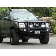 Arb 3438270 Front Deluxe Bull Bar Winch Mount Bumper For 05-15 Nissan Xterra New