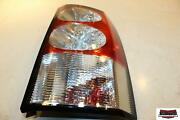 2010 Land Rover Lr4 Rear Back Right Tail Taillight W/ Bulbs