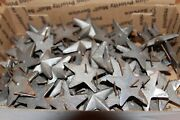 Decorative Rustic Star Carriage Door Nail Heads Cast Iron 2 Inches Sn-2