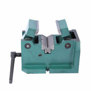Special Fixture For Bench Milling Machine For Sawing Machine Vertical V Jaw Vice