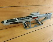 Eva Phaser Rifle +stand - First Contact - Star Trek - Cosplay - 3d Printed +leds