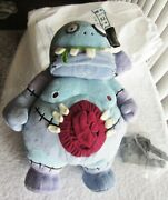 Blizzard Plush Lil Stitches Heros Of The Storm W/in-game Skinw/weapons