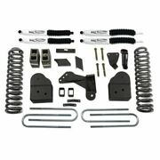 Tuff Country 24997kn 4 Suspension Lift Kit W/sx8000 Shocks For F-250/f-350 New