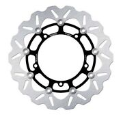 Front Galfer Brake Disc For Yamaha Mt 09 Sports Tracker Abs 850 14-