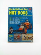 How To Build And Race Hot Rods By Griffith Borgeson 1959