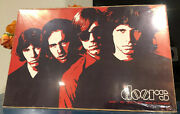 The Doors March 1 1969 Miami Florida Poster 13 X 20 Notorious Show Very Rare