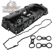 Pcv Engine Valve Cover W/ Gasket And Bolts For Bmw 128i 328i 528i X3 X5 Z4
