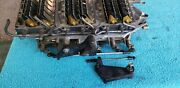1998 Yamaha Ox66 225 Hp 2 Stroke Throttle Body Fuel Injectors And Reeds Assembly