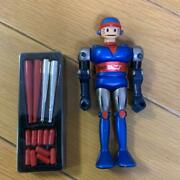 Robot Jr. Soul Of Super-alloy Chogokin Vintage From Japan Free Shipping