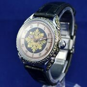 Luxury Watch - Vintage Style - Rolex Movement Only Movement - Casted Case