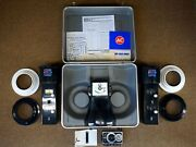 Vintage 1960and039s Ac Aim To Live T3 Headlamp Aiming Kit W/ Case Delco Gm Dealership