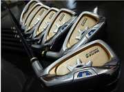Honma Beres Mg700 Set Of 7 2s Iron Armrq Ud54 Golf Clubs From Japan F/s