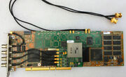 1pc Used Dvs Hdio 1.0 Rev.4 Video Capture Card 66