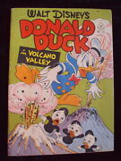 Four Color 147 Donald Duck In Volcano Valley Carl Barks High Grade