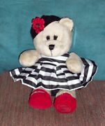 Starbucks +alice And Olivia Bearista Bear By Stacey Bendet 110th Edition 2013