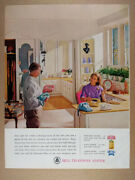 1963 Bell Telephone Princess Wall And Table Extension Phones Vintage Print Ad