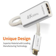 Usb C Hdmi Adapter For New Ipad/macbook Samsung S20 Ultra 5g S10note10 Huawei