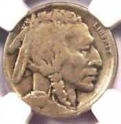 1918/7-d Buffalo Nickel 5c - Ngc Vg Details - Rare Overdate Variety Coin