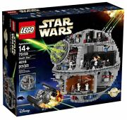 Lego Star Wars Death Star 75159 [ages 14+, 4016 Pieces, 23 Iconic Minifigs] New