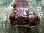 Wico Magneto 1 Cyl A 556 C And 6 Others This Is For A Lot Of 7 For Parts.