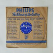 Doris Day - Ready Willing And Able / You My Love - Uk 78rpm - Philips Pb 402