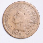 1874 Indian Head Small Cent Choice Free Shipping E155 L