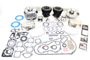 Overhead Oiling Panhead Top End Kit For H-d Fl 1963-1984 Fx 1970-1984