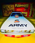 Nhra 124 Diecast Snake Top Fuel Nitro Funny Car Don Prudhomme Racing Floppers