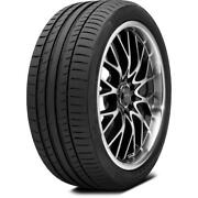 Continental Contisportcontact 5p 265/40r21 101y Tire 03542300000 Qty 4