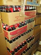 100 Cases Coca-cola 8 Oz. Bottles Over 300 Different Buy Now Pick Up Later
