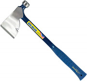 Estwing Rigger's Axe - 16 Half Hatchet With Milled Face And Shock Reduction Grip