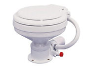 Tmc Marine Electric Toilet Small Bowl With Macerator Pump For Boats And Rvs 12v